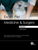 Exotic Pet Medicine And Surgery Book PDF