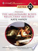 The Millionaire Boss's Reluctant Mistress Pdf/ePub eBook