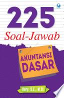 225 Soal Jawab Akuntansi Dasar