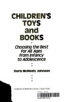 Children s Toys and Books