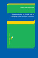 The Constitution for Europe and an Enlarging Union