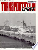 Transportation Corps Professional Bulletin Book