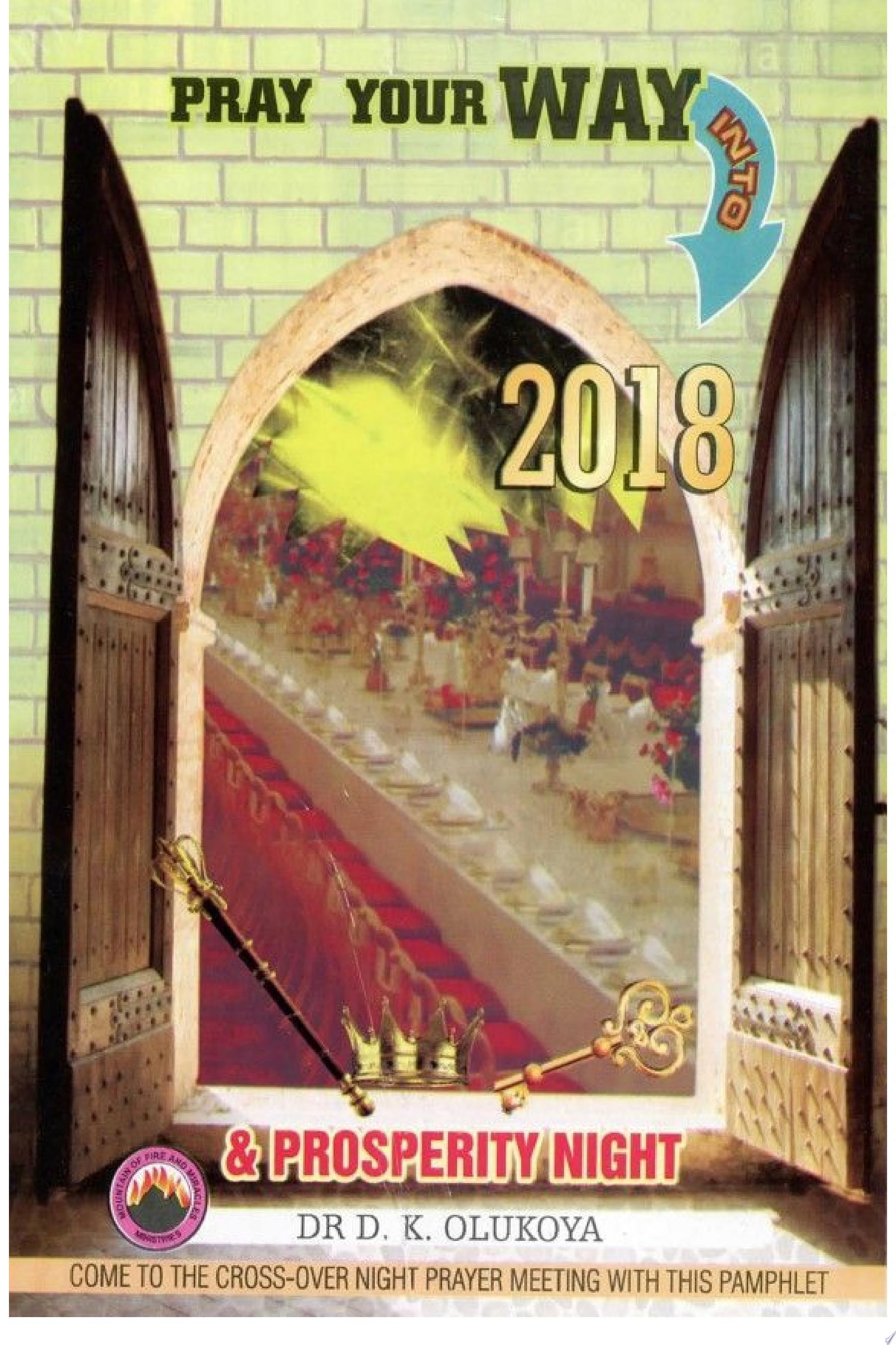 Pray Your Way Into 2018