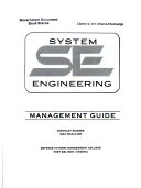 System engineering management guide Book