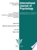 Behavior Analysis Around the World