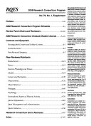 Research Quarterly for Exercise and Sport Book PDF