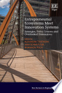 Entrepreneurial Ecosystems Meet Innovation Systems