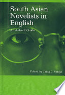 South Asian Novelists in English
