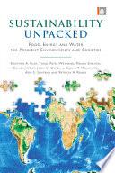Sustainability Unpacked