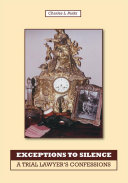 Exceptions to Silence ebook