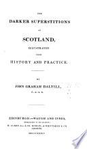The Darker Superstitions of Scotland