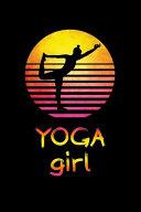Vintage Yoga Couple Journal Girl's Yoga Couple Gift for Teen Girls, Women's Yoga ... Yoga Couple Gifts, Yoga Gifts Birthday for Girls