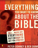 Everything You Want to Know about the Bible Pdf/ePub eBook