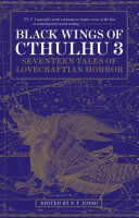 Black Wings of Cthulhu (Volume Three) Book