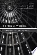 In Praise of Worship