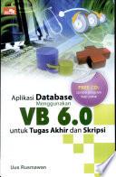 Aplikasi Database Menggunakan