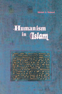 Pdf Humanism in Islam Telecharger