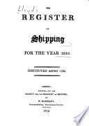 Lloyd s Register of Shipping