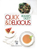 Pdf Quick & Delicious/How to Fix Great Meals in Minutes