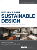 Kitchen and Bath Sustainable Design