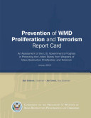 Prevention of WMD Proliferation and Terrorism Report Card