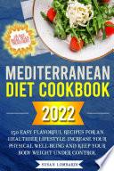 Mediterranean Diet Cookbook