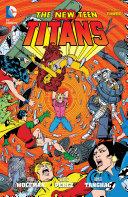 New Teen Titans Vol  3