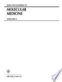 Wiley Encyclopedia of Molecular Medicine, 5 Volume Set