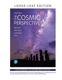 Cosmic Perspective  The  Loose Leaf Edition Book