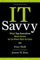 IT Savvy [Pdf/ePub] eBook