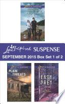 Love Inspired Suspense September 2015   Box Set 1 of 2