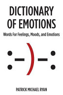 Dictionary of Emotions