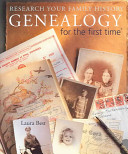 Genealogy For The First Time