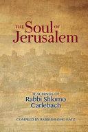The Soul of Jerusalem