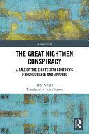 The Great Nightmen Conspiracy Pdf/ePub eBook