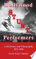 Hollywood Stunt Performers