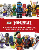 LEGO NINJAGO Character Encyclopedia, Updated Edition
