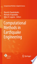 Computational Methods in Earthquake Engineering Book