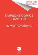 Simpsons Comics Game On