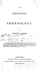 The Principles of Phrenology