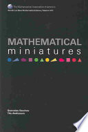 Mathematical Miniatures