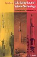 Preludes to U S  Space launch Vehicle Technology