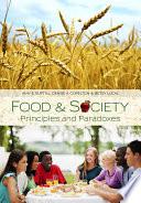 Food and Society Book