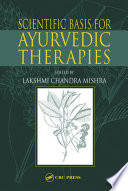 """Scientific Basis for Ayurvedic Therapies"" by Lakshmi C. Mishra"