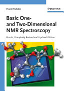 Basic one- and two-dimensional NMR spectroscopy /