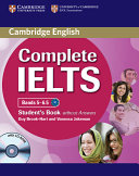 Complete IELTS Bands 5 6 5 Student s Book Without Answers with CD ROM