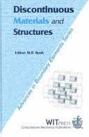 Discontinuous Materials and Structures