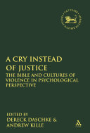 A Cry Instead of Justice