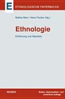 Ethnologie: Einführung und Überblick