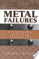 Metal Failures Book PDF
